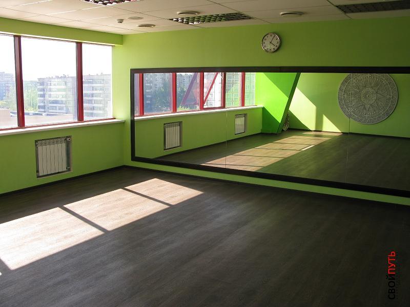 Дизайн залов для фитнеса